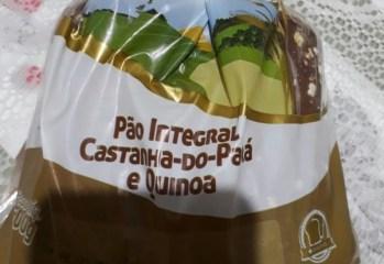 Pão Integral Castanha-do-Pará e Quinoa De Panes