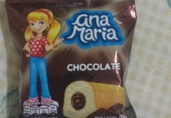 Bolinho Chocolate Ana Maria