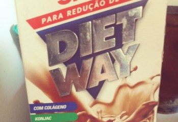 Shake Chocolate Diet Way Midway