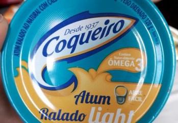 Atum Ralado Light Coqueiro