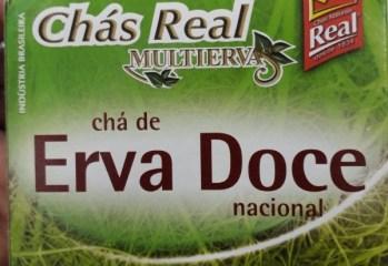 Chá de Erva Doce Real