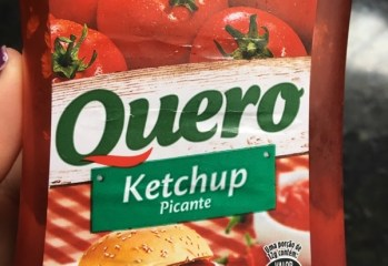 Ketchup Picante Quero
