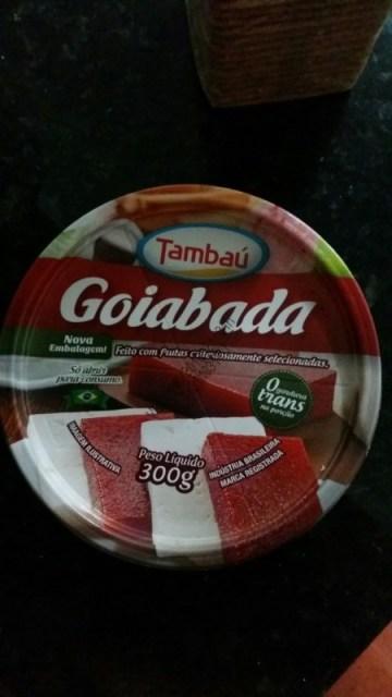 Goiabada Tambaú