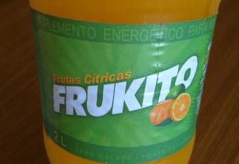 Energético Frutas Cítricas Frukito