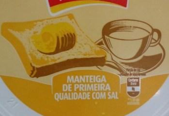 Manteiga de Primeira Qualidade Com Sal Prezunic