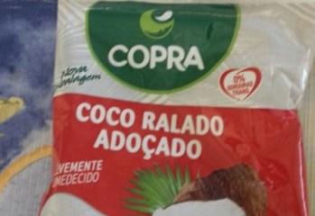 Coco Ralado Adocado Copra