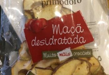 Maçã Desidratada Primodoro