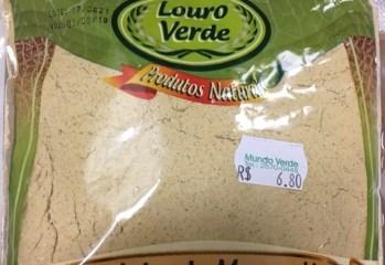 Farinha de Maracujá Louro Verde