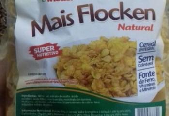 Cereal Integral Mais Flocken Natural Nutri & Wieder