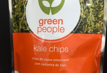 Kale Chips Green People