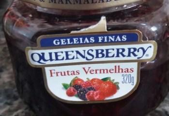 Geleia de Frutas Vermelhas Queensberry