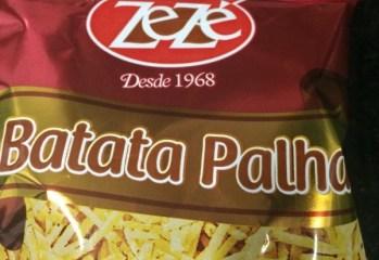 Batata Palha Zezé