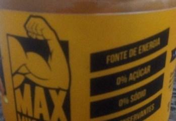 Pasta de Amendoim Com Mel Max Muscles