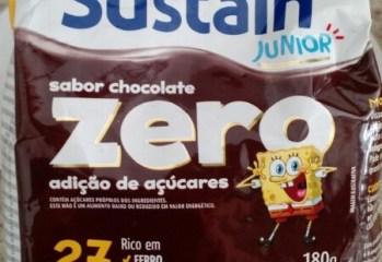 Sustain Junior Sabor Chocolate Zero Danone