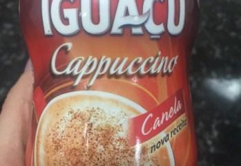 Cappuccino Canela Iguaçu