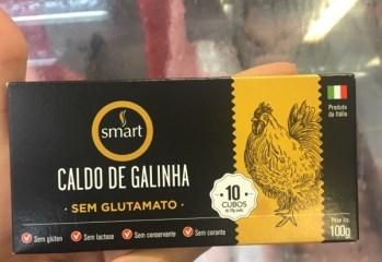 Caldo de Galinha Smart