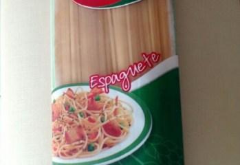 Massa Mista Trigo e Soja Espaguete Sora