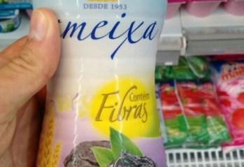 Iogurte com Polpa de Ameixa Veneza