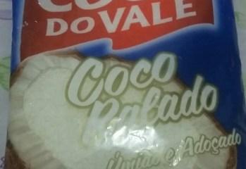 Coco Ralado Úmido e Adoçado Coco do Vale
