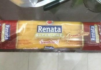Macarrão Spaghetti Grano Duro Renata
