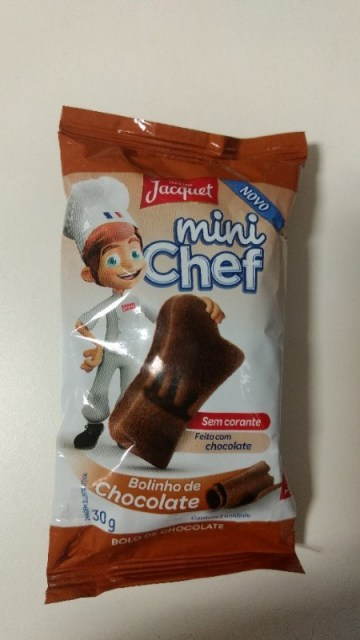 Bolinho de Chocolate Jacquet