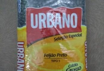 Feijão Preto Urbano