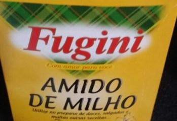 Amido de Milho Fugini