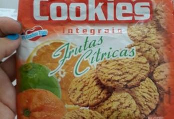 Cookies Integrais Frutas Cítricas Natural Life Kodilar