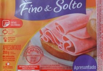 Apresuntado Fino & Solto Seara