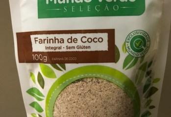 Farinha de Coco Mundo Verde