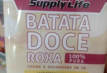 Batata Doce Roxa Supply Life