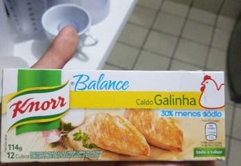 Caldo Galinha Balance Knorr