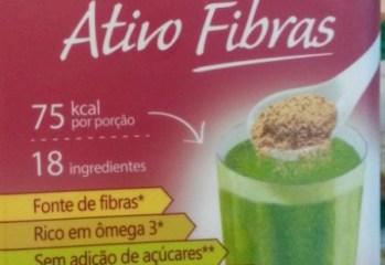 Mistura à Base de Cereais Integrais Ativo Fibras Jasmine