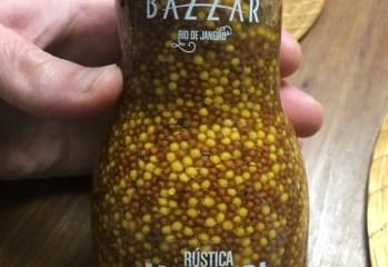 Mostarda Rústica Bazzar