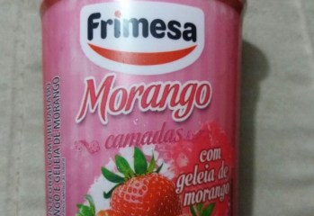 Iogurte Integral Morango Camadas Frimesa