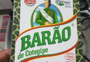 Erva-Mate Orgânica Barão de Cotegipe