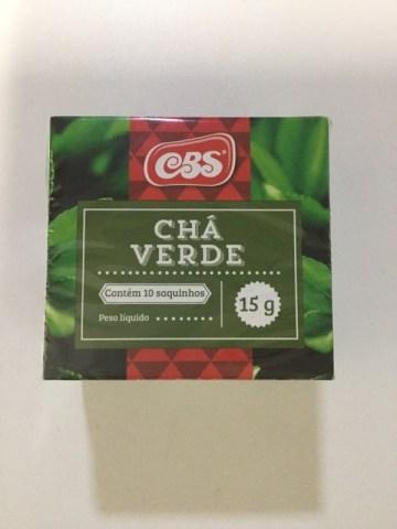 Chá Verde CBS