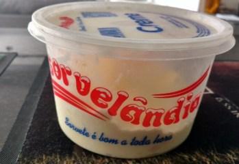 Sorvete Creme Sorvelândia