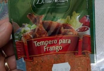 Tempero Para Frango Dona Nena