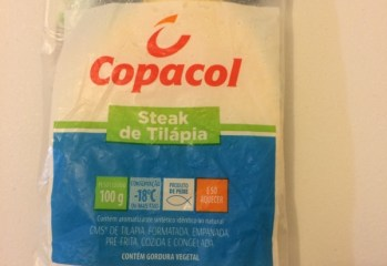 Steak de Tilápia Copacol