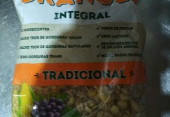 Granola Integral Tradicional Biosoft