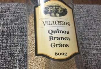 Quinoa Branca Grãos Villa Cerroni