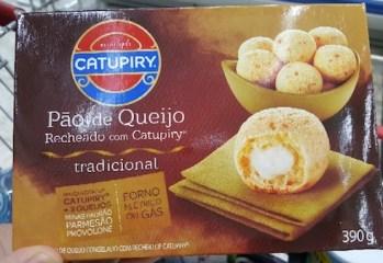 Pão de Queijo Recheado com Catupiry Tradicional Catupiry