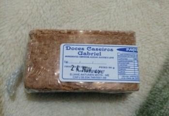 Paçoca Doces Caseiros Gabriel