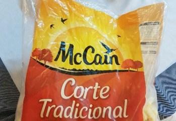 Batata Pré-frita Congelada Corte Tradicional Mc Cain