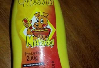 Condimento Preparado à Base de Mostarda Mostardog