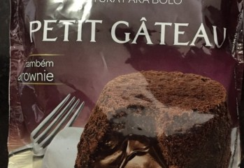 Mistura para Bolo Petit Gâteau Fleischmann