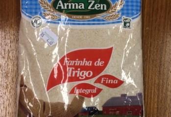 Farinha de Trigo Fina Integral Arma Zen