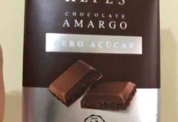 Chocolate Amargo Zero Açúcar Salware Alpes