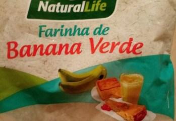 Farinha de Banana Verde Natural Life Kodilar